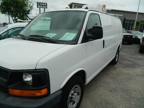 2007 Chevrolet Express Cargo for sale at Craig's Classics in Fort Worth TX