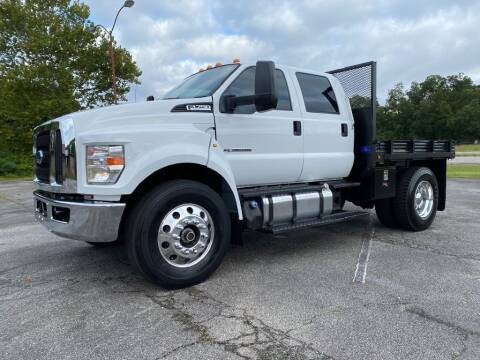 2016 Ford F-750 Super Duty for sale at Heavy Metal Automotive LLC in Anniston AL