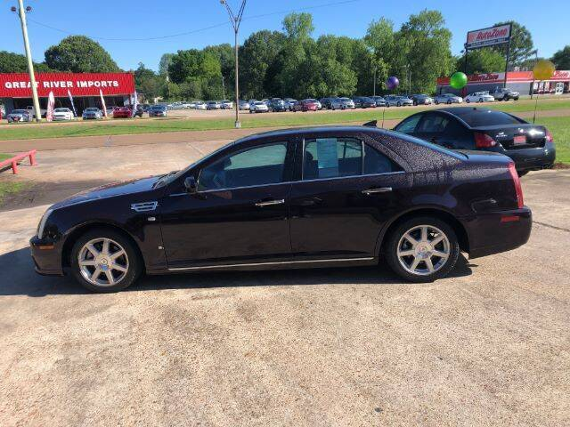2009 Cadillac STS for sale at River City Autoplex in Natchez MS