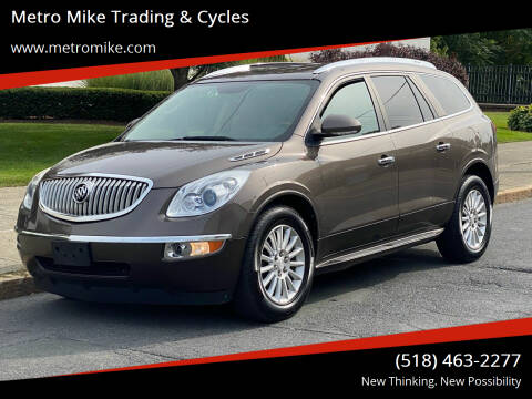 2011 Buick Enclave for sale at Metro Mike Trading & Cycles in Albany NY