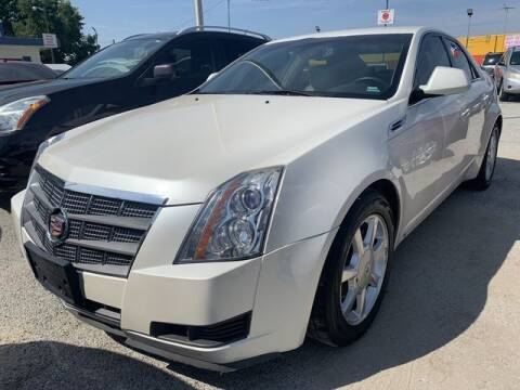2008 Cadillac CTS for sale at The Kar Store in Arlington TX