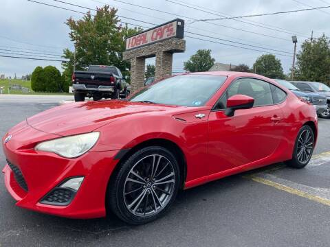 2013 Scion FR-S for sale at I-DEAL CARS in Camp Hill PA