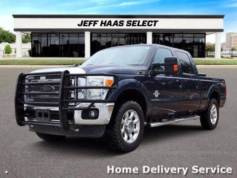 2016 Ford F-250 Super Duty for sale at JEFF HAAS MAZDA in Houston TX
