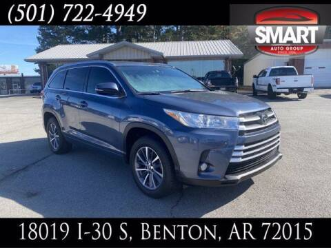 2018 Toyota Highlander for sale at Smart Auto Sales of Benton in Benton AR