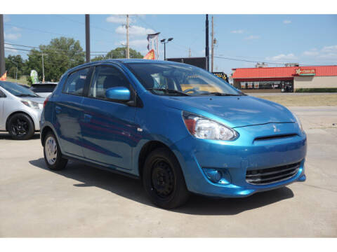 2015 Mitsubishi Mirage for sale at Autosource in Sand Springs OK