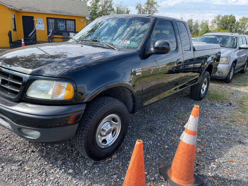 2001 Ford F-150 for sale at Branch Avenue Auto Auction in Clinton MD