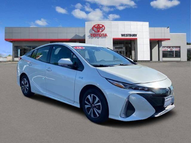 2018 Toyota Prius Prime for sale in Westbury, NY