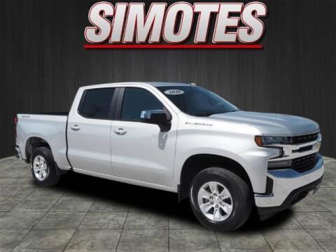 2020 Chevrolet Silverado 1500 for sale at SIMOTES MOTORS in Minooka IL