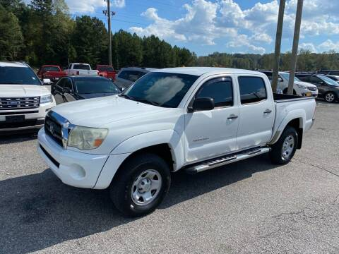 2005 Toyota Tacoma for sale at Billy Ballew Motorsports in Dawsonville GA
