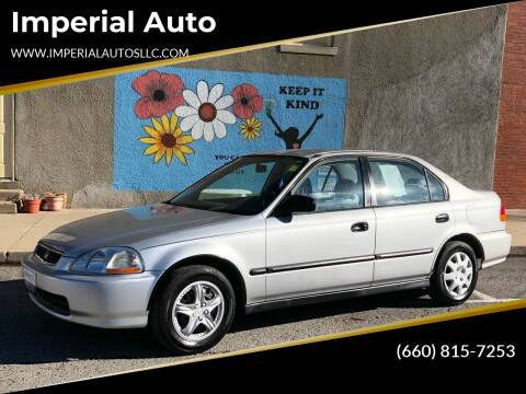 1998 Honda Civic for sale at Imperial Auto of Marshall in Marshall MO