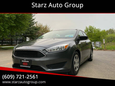 2015 Ford Focus for sale at Starz Auto Group in Delran NJ