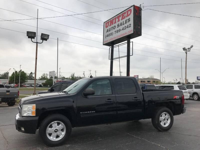 2011 Chevrolet Silverado 1500 for sale at United Auto Sales in Oklahoma City OK