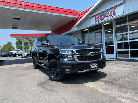 2017 Chevrolet Tahoe for sale at Furrst Class Cars LLC in Charlotte NC