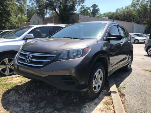 2013 Honda CR-V for sale at Popular Imports Auto Sales in Gainesville FL