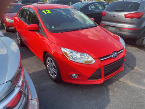 2012 Ford Focus for sale at Lee's Auto Sales in Garden City MI
