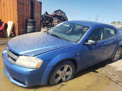 2008 Dodge Avenger sxt for sale at EHE Auto Sales Parts Cars in Marine City MI