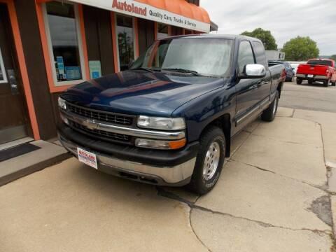 1999 Chevrolet Silverado 1500 for sale at Autoland in Cedar Rapids IA