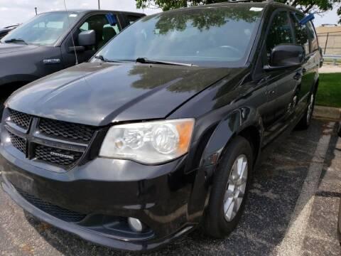 2011 Dodge Grand Caravan for sale at Glory Auto Sales LTD in Reynoldsburg OH