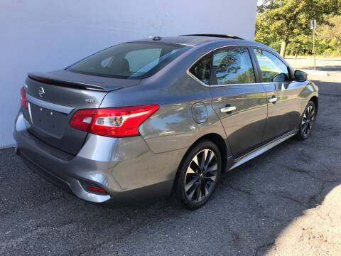 2017 Nissan Sentra for sale at Ultimate Motors in Port Monmouth NJ