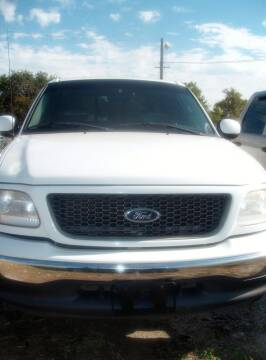 2001 Ford F-150 for sale at Brannan Auto Sales in Gainesville TX