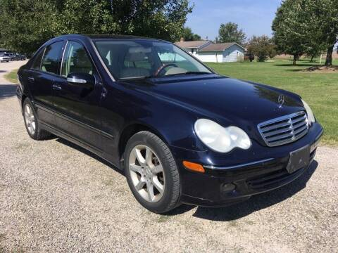 2007 Mercedes-Benz C-Class for sale at Yoder's Auto Connection LTD in Gambier OH