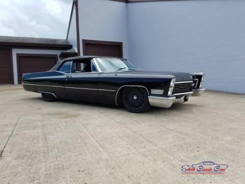 1967 Cadillac DeVille for sale at SelectClassicCars.com in Hiram GA