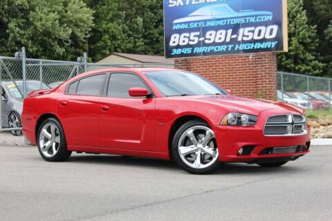 2011 Dodge Charger for sale at Skyline Motors in Louisville TN