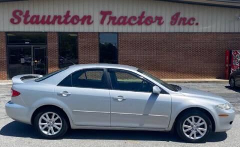 2005 Mazda MAZDA6 for sale at STAUNTON TRACTOR INC in Staunton VA