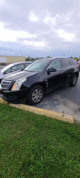 2010 Cadillac SRX AWD Luxury Collection 4dr SUV - South Chicago Heights IL