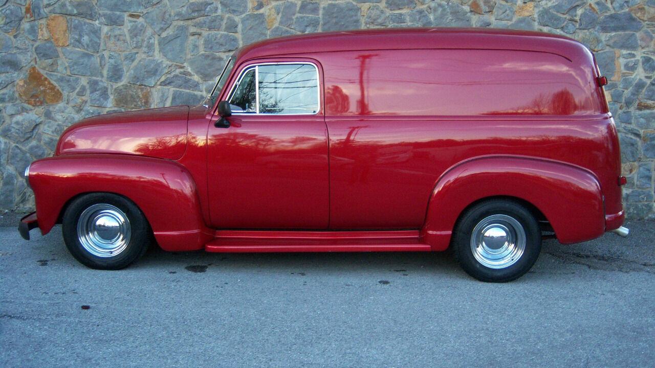 1953 Chevrolet C/K 3500 Series