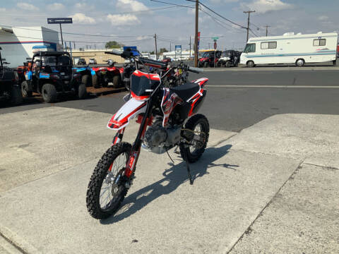 2019 SSR SR140-BW for sale at WolfPack PowerSports in Moses Lake WA