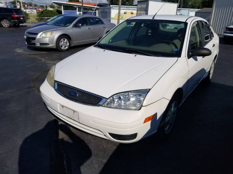 2007 Ford Focus for sale at Larry Schaaf Auto Sales in Saint Marys OH