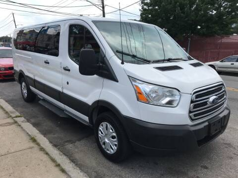 2016 Ford Transit Passenger for sale at Deleon Mich Auto Sales in Yonkers NY