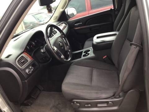 2012 Chevrolet Tahoe for sale at 4 B CAR CORNER in Anadarko OK