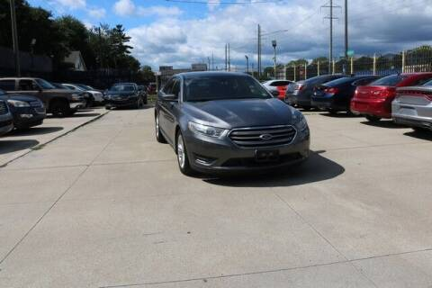 2013 Ford Taurus for sale at F & M AUTO SALES in Detroit MI