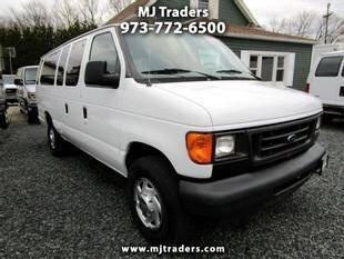 2004 Ford E-Series Wagon for sale at M J Traders Ltd. in Garfield NJ