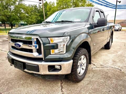 2015 Ford F-150 for sale at Southeast Auto Inc in Baton Rouge LA