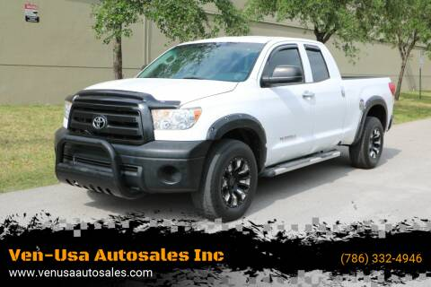 2012 Toyota Tundra for sale at Ven-Usa Autosales Inc in Miami FL