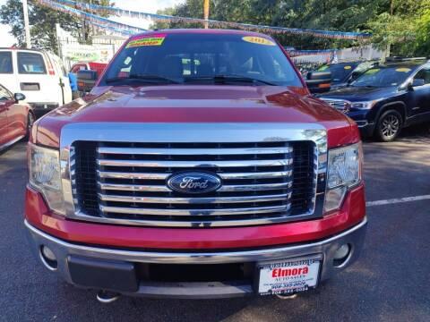 2012 Ford F-150 for sale at Elmora Auto Sales in Elizabeth NJ