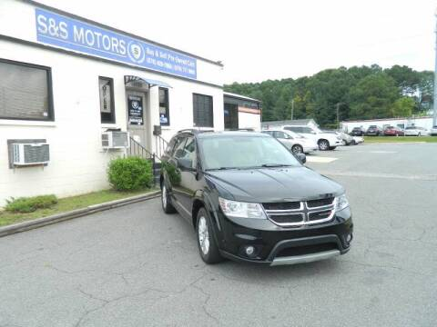 2017 Dodge Journey for sale at S & S Motors in Marietta GA