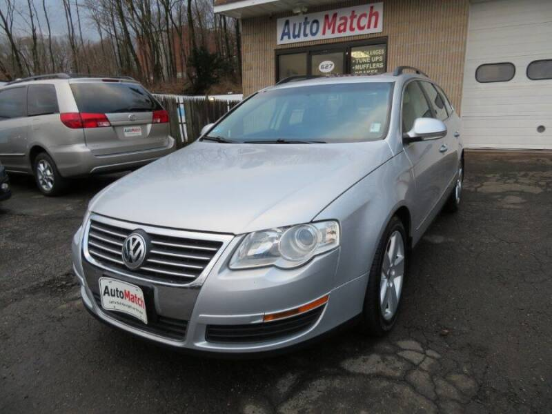 2008 Volkswagen Passat for sale at Auto Match in Waterbury CT