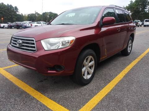 2010 Toyota Highlander for sale at Choice Motor Group in Lawrence MA