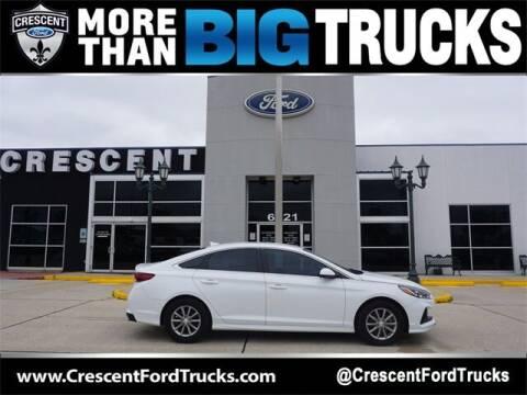 2018 Hyundai Sonata for sale at Crescent Ford in Harahan LA