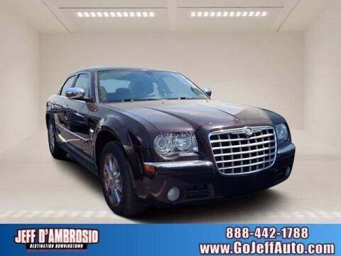 2010 Chrysler 300 for sale at Jeff D'Ambrosio Auto Group in Downingtown PA