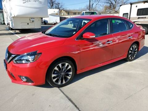 2019 Nissan Sentra for sale at Kell Auto Sales, Inc in Wichita Falls TX