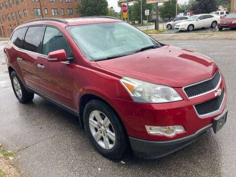 2012 Chevrolet Traverse for sale at Two Rivers Auto Sales Corp. in South Bend IN
