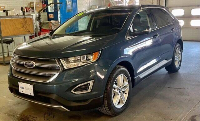 2016 Ford Edge for sale at Reinecke Motor Co in Schuyler NE