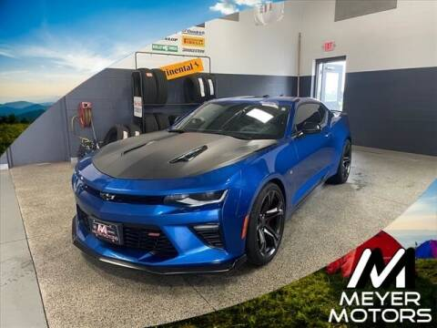 2018 Chevrolet Camaro for sale at Meyer Motors in Plymouth WI