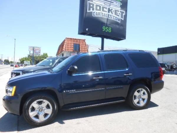 2009 Chevrolet Tahoe for sale at Rocket Car sales in Covina CA