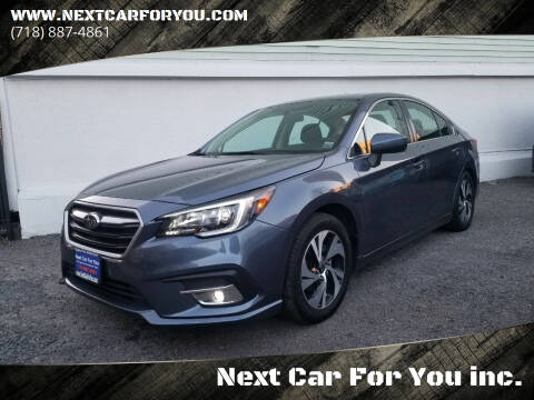 2018 Subaru Legacy for sale at Next Car For You inc. in Brooklyn NY